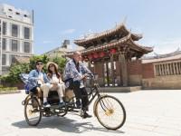 鹿港永樂酒店-三輪車體驗