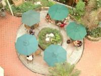 麗格休閒飯店-中庭咖啡吧