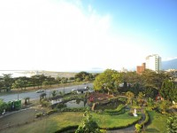 亞士都飯店-戶外花園