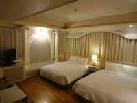 合歡飯店-歐式精緻四人房