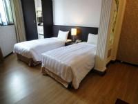 合歡飯店-歐式精緻兩人房