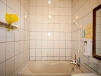 安通温泉饭店-标准双人房卫浴