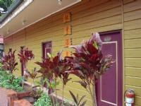 紅葉溫泉旅社-木屋
