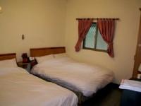 紅葉溫泉旅社-木屋4人房