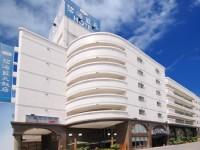 碧海藍天飯店-外觀