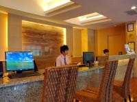 碧海藍天飯店-櫃檯
