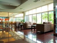 碧海藍天飯店-寬敞大廳