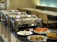 碧海藍天飯店-活力早餐