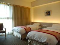 碧海藍天飯店-典雅雙人房1