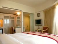 碧海藍天飯店-豪華雙人房1