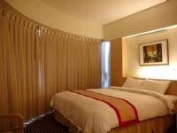 碧海藍天飯店-豪華雙人房2