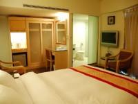 碧海藍天飯店-豪華雙人房3
