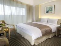 碧海藍天飯店-豪華雙人房4