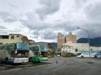 碧海藍天飯店-停車場