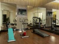 碧海藍天飯店-健身中心