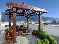 碧海藍天飯店-空中花園