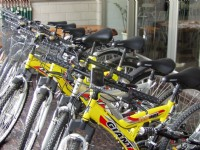 太魯閣旅店-休閒單車租借