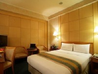 Da Shih Hotel-double room