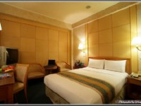 Da Shih Hotel-Standard Double Room
