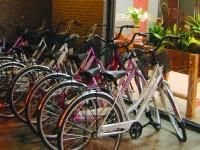 東華渡假會館-自行車