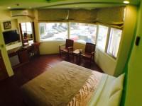 雅筑汽車商務旅館-熱帶原始森林2人房