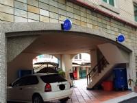 雅筑汽車商務旅館-車庫