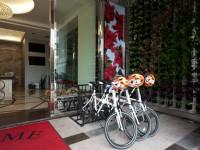 麗軒國際飯店-大廳外