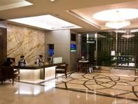 麗軒國際飯店-櫃台