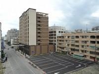 F HOTEL花莲站前馆-戶外停車場