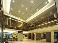 F HOTEL花莲站前馆-挑高大厅空间