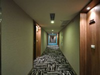 富野渡假酒店-飯店走廊