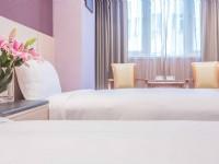 國廣興大飯店-標準雙床房