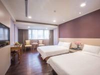國廣興大飯店-標準家庭房