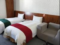 芒果旅店-芒果雙床房