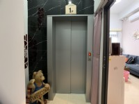 今古安民宿-電梯