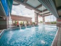 鎮寶大飯店-SPA游泳池