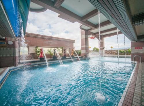 SPA游泳池