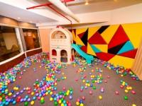 帝綸溫泉渡假大飯店-兒童遊戲室