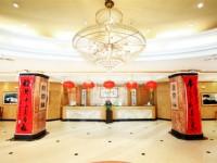 帝綸溫泉渡假大飯店-大廳
