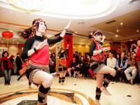 帝綸溫泉渡假大飯店-原住民歌舞