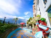 帝綸溫泉渡假大飯店-兒童戲水池