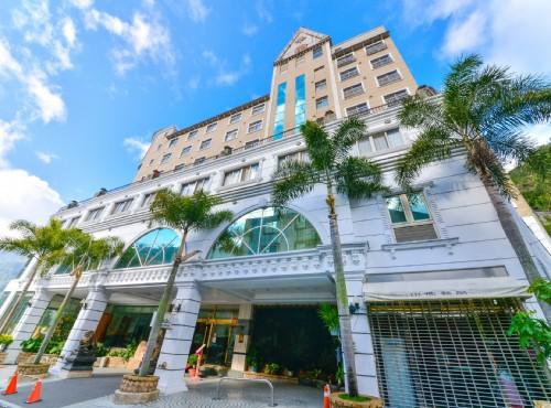 帝綸溫泉渡假大飯店