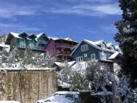 香格里拉空中花園-雪景