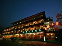 金台灣山莊-外觀夜景