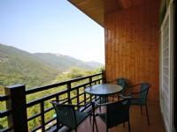 金台灣山莊-窗外美景