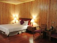 杉林溪森林生態渡假園區-木屋溫馨雙人套房