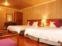 杉林溪森林生態渡假園區-木屋溫馨四人房