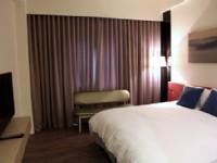 杉林溪森林生態渡假園區-主題會館二人房-單床