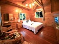 名廬假期大飯店-美式庭園木屋雙人房