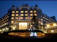 溪頭米堤大飯店-夜晚外觀